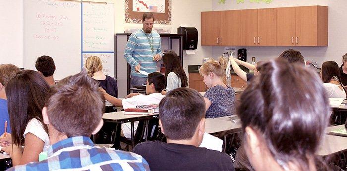 Spring Grove Classroom