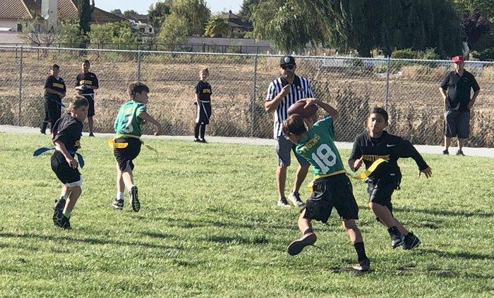 Spring Grove Boys' Flag Football